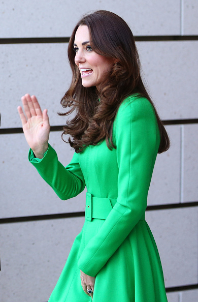 Green Dress「The Duke And Duchess Of Cambridge Tour Australia And New Zealand - Day 18」:写真・画像(8)[壁紙.com]