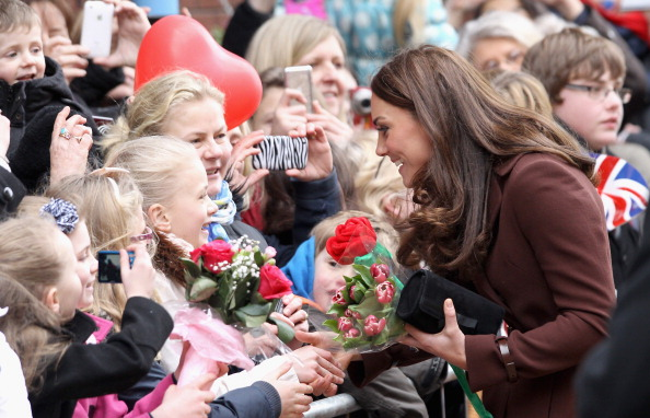 Profile View「The Duchess Of Cambridge Visits Liverpool」:写真・画像(14)[壁紙.com]