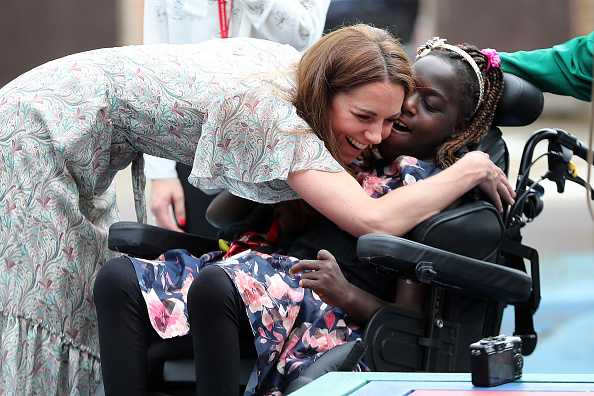Motion「The Duchess Of Cambridge Joins Photography Workshop With Action For Children」:写真・画像(8)[壁紙.com]