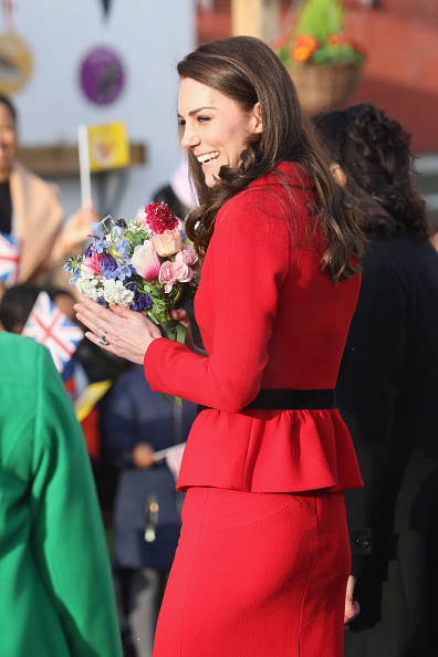 Chris Weeks「The Duke & Duchess Of Cambridge Attend Place2BeBig Assembly With Heads Together For Children's Mental Health Week」:写真・画像(11)[壁紙.com]