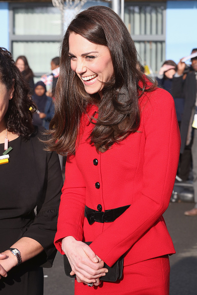 Chris Weeks「The Duke & Duchess Of Cambridge Attend Place2BeBig Assembly With Heads Together For Children's Mental Health Week」:写真・画像(8)[壁紙.com]