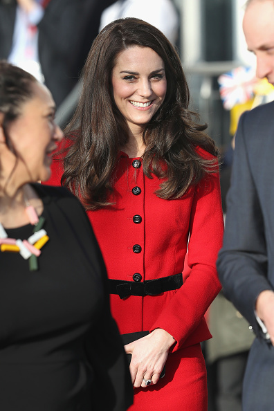 Chris Weeks「The Duke & Duchess Of Cambridge Attend Place2BeBig Assembly With Heads Together For Children's Mental Health Week」:写真・画像(6)[壁紙.com]