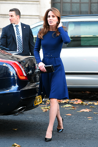 Blue Dress「The Duke And Duchess Of Cambridge Attend The Launch Of The National Emergencies Trust」:写真・画像(10)[壁紙.com]
