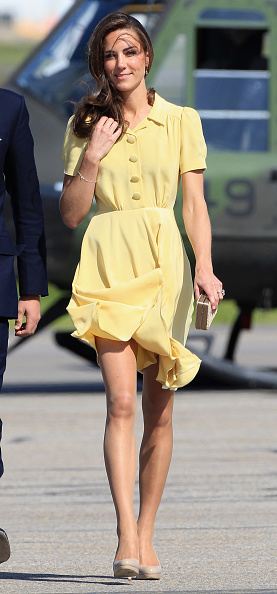 Yellow「The Duke And Duchess Of Cambridge Canadian Tour - Day 8」:写真・画像(16)[壁紙.com]