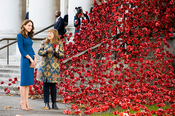 Tristan Fewings「The Duchess Of Cambridge Visits The Imperial War Museum」:写真・画像(9)[壁紙.com]