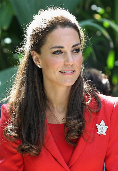 かえでの葉「The Duke And Duchess Of Cambridge Canadian Tour - Day 9」:写真・画像(1)[壁紙.com]
