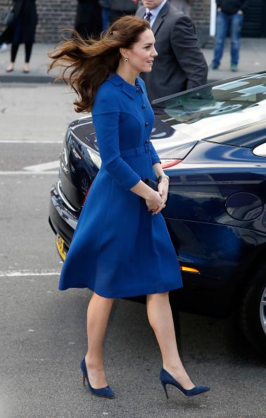 Stratford - London「The Duke & Duchess Of Cambridge Visit A Child Bereavement UK Centre」:写真・画像(17)[壁紙.com]