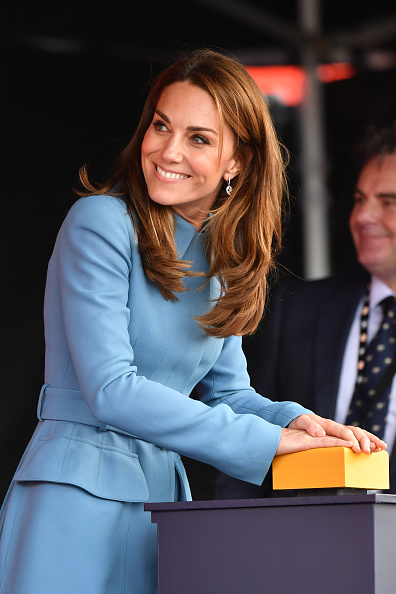 Incidental People「The Duke & Duchess Of Cambridge Attend The Naming Ceremony For The RSS Sir David Attenborough」:写真・画像(5)[壁紙.com]