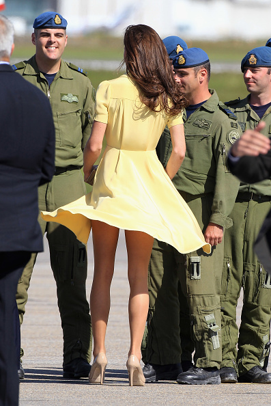 Yellow「The Duke And Duchess Of Cambridge Canadian Tour - Day 8」:写真・画像(2)[壁紙.com]