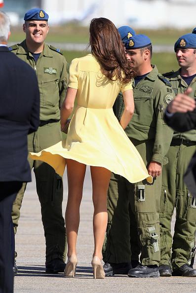 ドレス「The Duke And Duchess Of Cambridge Canadian Tour - Day 8」:写真・画像(18)[壁紙.com]