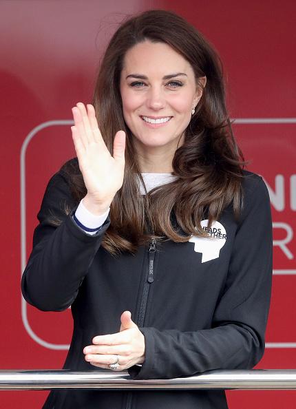 Sports Race「The Duke & Duchess Of Cambridge And Prince Harry Attend The Virgin Money London Marathon」:写真・画像(9)[壁紙.com]