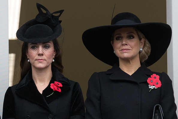 Black Color「The UK Observes Remembrance Sunday」:写真・画像(3)[壁紙.com]