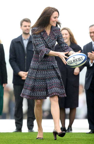 Rugby - Sport「The Duke And Duchess Of Cambridge Visit Paris: Day Two」:写真・画像(7)[壁紙.com]