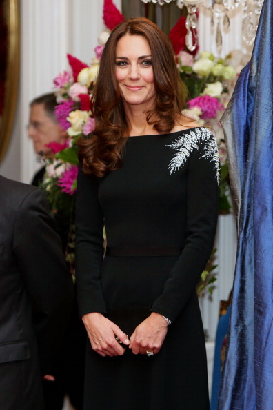 Black Dress「The Duke And Duchess Of Cambridge Tour Australia And New Zealand - Day 4」:写真・画像(8)[壁紙.com]