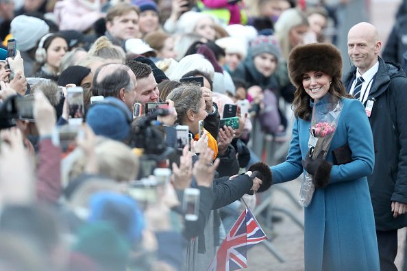 Visit「The Duke And Duchess Of Cambridge Visit Sweden And Norway - Day 3」:写真・画像(6)[壁紙.com]