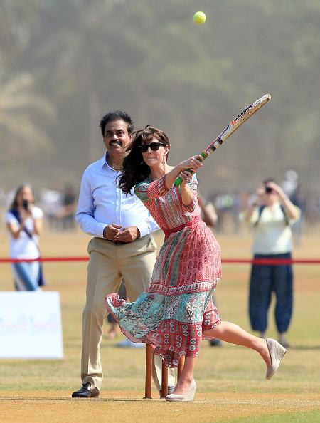 Match - Sport「The Duke & Duchess Of Cambridge Visit India & Bhutan - Day 1」:写真・画像(7)[壁紙.com]