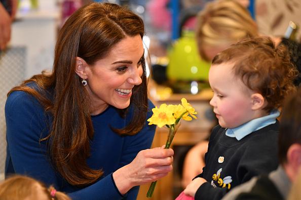 水仙「Duke And Duchess Of Cambridge Visit Northern Ireland - Day Two」:写真・画像(2)[壁紙.com]