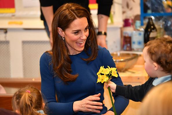 水仙「Duke And Duchess Of Cambridge Visit Northern Ireland - Day Two」:写真・画像(3)[壁紙.com]