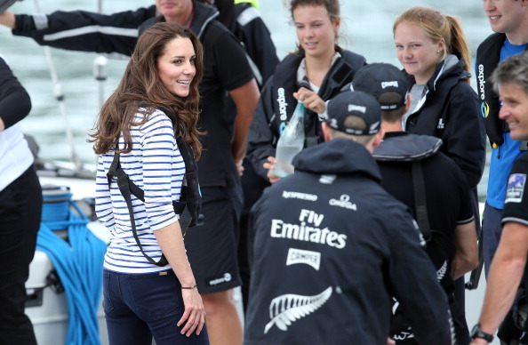 Visit「The Duke And Duchess Of Cambridge Tour Australia And New Zealand - Day 5」:写真・画像(14)[壁紙.com]