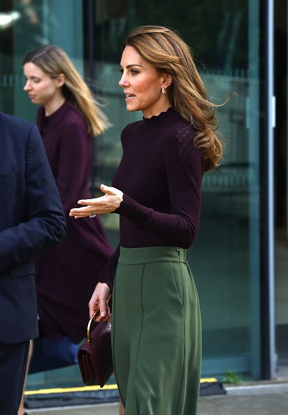 Visit「The Duchess Of Cambridge Visits The Angela Marmont Centre For UK Biodiversity」:写真・画像(5)[壁紙.com]