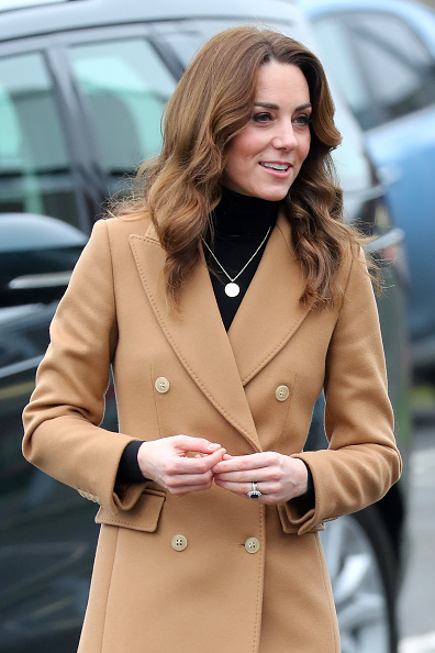 Cardiff - Wales「The Duchess Of Cambridge Launches Landmark UK-Wide Survey On Early Childhood - Day Two」:写真・画像(13)[壁紙.com]