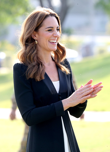 Drop Earring「The Duke And Duchess Of Cambridge Visit Islamabad And West Pakistan」:写真・画像(0)[壁紙.com]