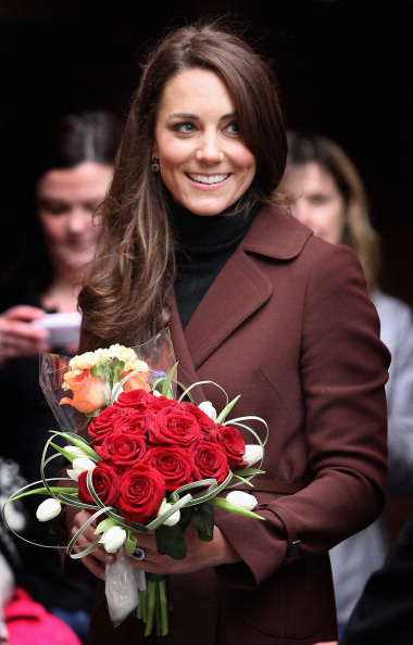 薔薇「The Duchess Of Cambridge Visits Liverpool」:写真・画像(18)[壁紙.com]