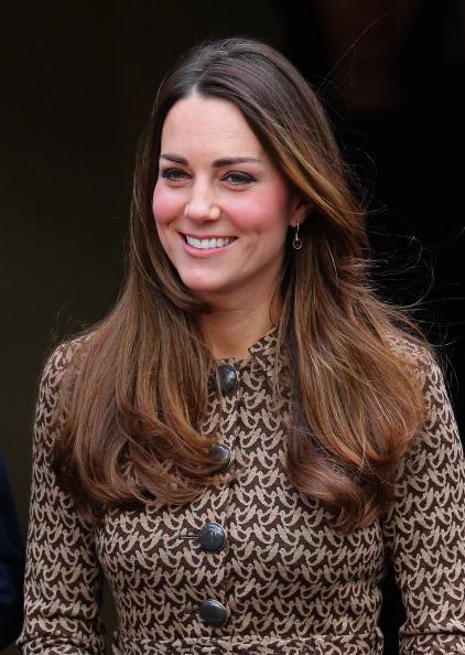 髪「The Duke And Duchess Of Cambridge Attend Only Connect Projects」:写真・画像(11)[壁紙.com]