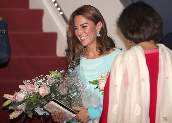 Pakistan「The Duke And Duchess Of Cambridge Visit Islamabad - Day One」:写真・画像(11)[壁紙.com]
