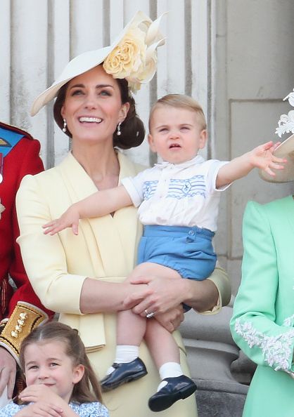 Prince Louis of Cambridge「Trooping The Colour 2019」:写真・画像(9)[壁紙.com]