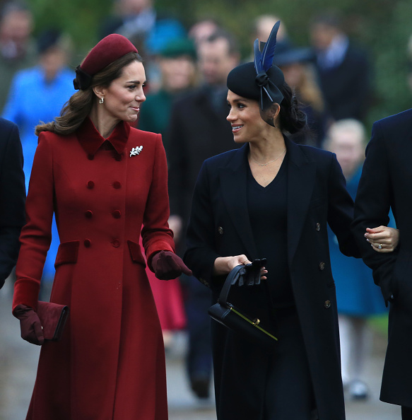 Duchess「The Royal Family Attend Church On Christmas Day」:写真・画像(6)[壁紙.com]