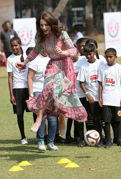 Match - Sport「The Duke & Duchess Of Cambridge Visit India & Bhutan - Day 1」:写真・画像(6)[壁紙.com]