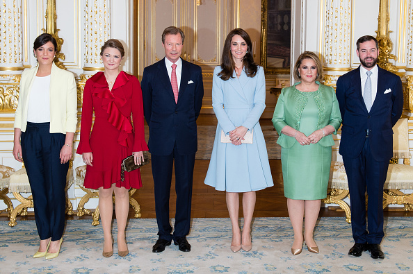 Luxembourg Royalty「The Duchess Of Cambridge Visits Luxembourg」:写真・画像(8)[壁紙.com]