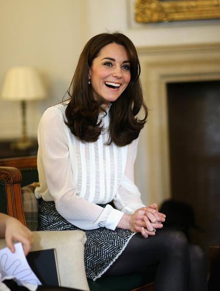 笑顔「The Duchess Of Cambridge Guest Edits The Huffington Post」:写真・画像(2)[壁紙.com]