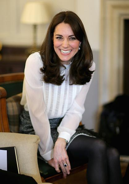 笑顔「The Duchess Of Cambridge Guest Edits The Huffington Post」:写真・画像(3)[壁紙.com]