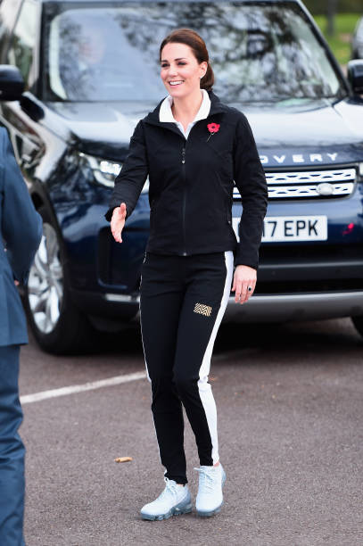 The Duchess Of Cambridge Visits The Lawn Tennis Association:ニュース(壁紙.com)