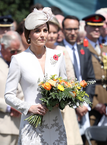 Belgium「Members Of The Royal Family Attend The Passchendaele Commemorations In Belgium」:写真・画像(19)[壁紙.com]