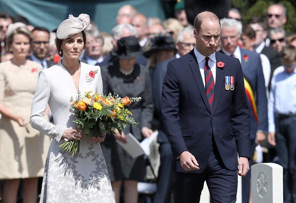 Belgium「Members Of The Royal Family Attend The Passchendaele Commemorations In Belgium」:写真・画像(15)[壁紙.com]