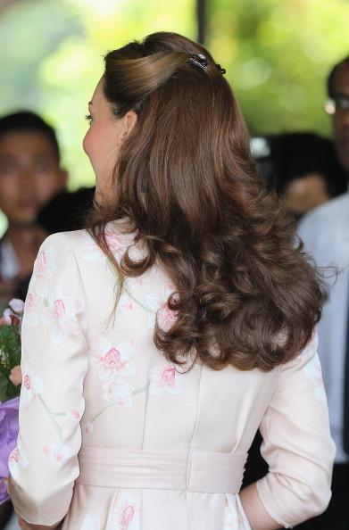 髪「The Duke And Duchess Of Cambridge Diamond Jubilee Tour - Day 1」:写真・画像(6)[壁紙.com]