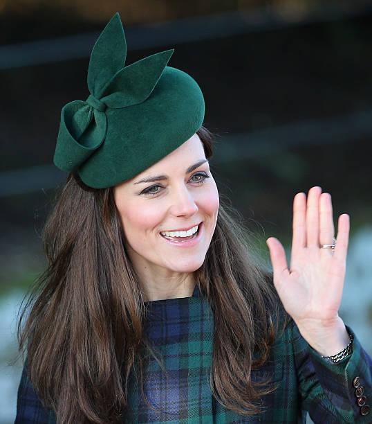 The Royal Family Attend Christmas Day Service At Sandringham:ニュース(壁紙.com)