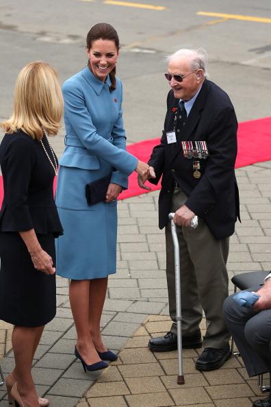British Royalty「The Duke And Duchess Of Cambridge Tour Australia And New Zealand - Day 4」:写真・画像(15)[壁紙.com]