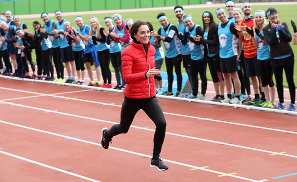 Running「The Duke & Duchess Of Cambridge And Prince Harry Join Team Heads Together At A London Marathon Training Day」:写真・画像(2)[壁紙.com]