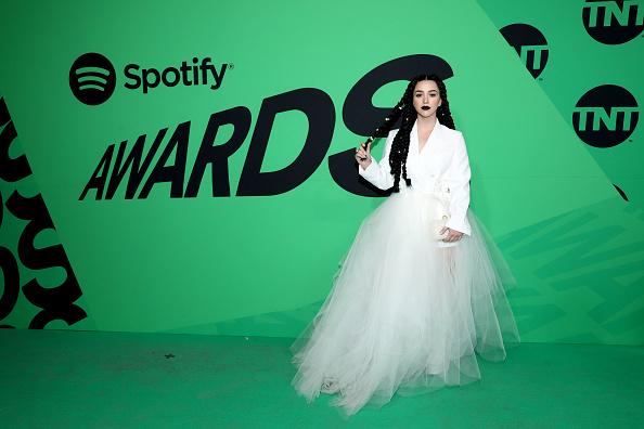 Award「Spotify Awards In Mexico – Red Carpet」:写真・画像(1)[壁紙.com]