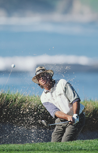 Sand Trap「AT&T Pebble Beach Pro-Am Golf」:写真・画像(19)[壁紙.com]