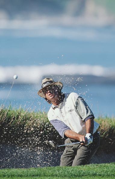 Sand Trap「AT&T Pebble Beach Pro-Am Golf」:写真・画像(1)[壁紙.com]
