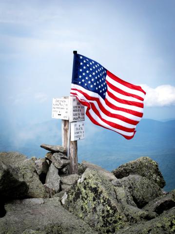 アダムス山「旗には、48 のために 9 月 11 日」:スマホ壁紙(2)