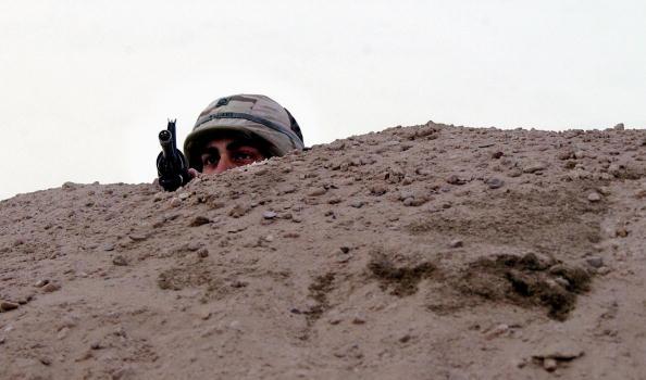 Sand Trap「U.S. Troops Prepare for War In Kuwait」:写真・画像(14)[壁紙.com]