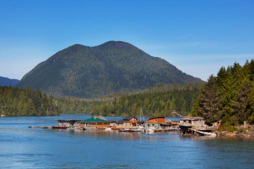 UNESCO「Float Homes In The Harbour」:スマホ壁紙(18)
