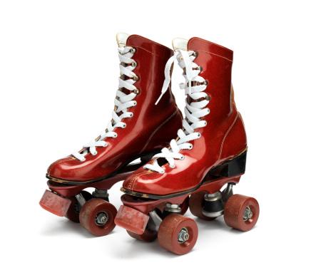 Skate - Sports Footwear「Disco roller skates」:スマホ壁紙(4)
