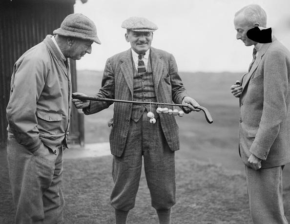 Putting - Golf「Bernard Darwin」:写真・画像(13)[壁紙.com]